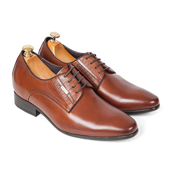 Giày cao cho nam giúp tăng chiều cao từ 3 đến 9cm