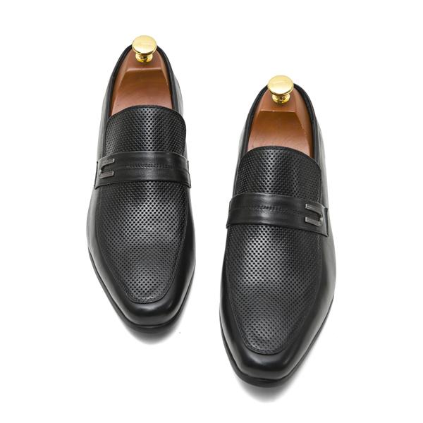 Giày  da nam tăng chiều cao giúp bạn gây ấn tượng với người khác giới